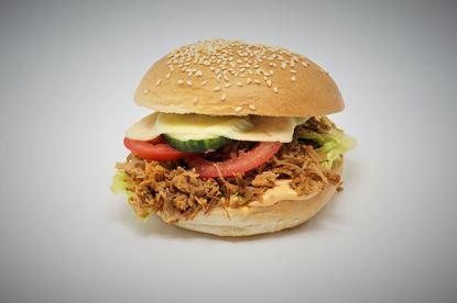 Bild von Pulled Pork Burger