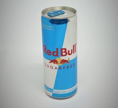 Bild von Red Bull zuckerfrei