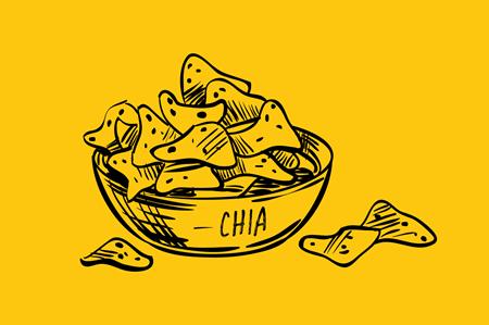 Bild für Kategorie Chia Cracker